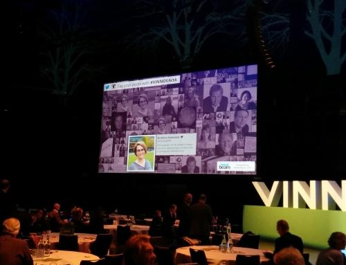 Medtech4Health minglar: Samverkan i fokus på VINNOVAs årskonferens
