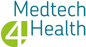 Medtech4Health Retina Logo