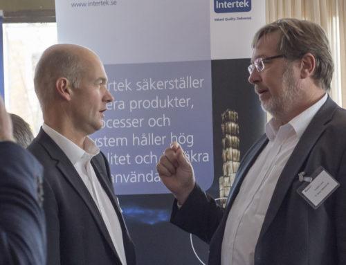 Mingelbilder från Swedish Medtechs höstmöte
