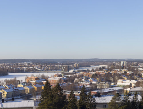 MedTech4Health och Upphandlingsmyndigheten besöker Umeå!