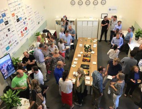 Nordiska Start-ups möter MedTech4Health, Vinnova och andra nordiska innovationsaktörer på Nordic Innovation House, Silicon Valley