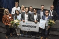 Prizewinners and Finalists Medtch4Health Innovation Award 2018