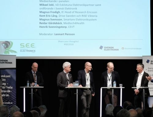 Medtech4Health deltog på S.E.E – Scandinavian Electronics i april 2018
