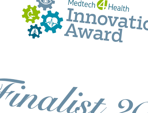 Tre finalister i Medtech4Health Innovation Award 2018