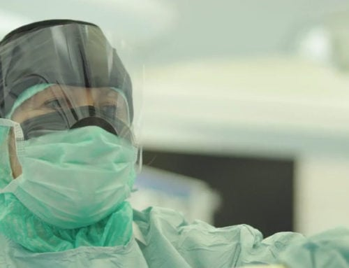 Better radiation-proof clothing in healthcare