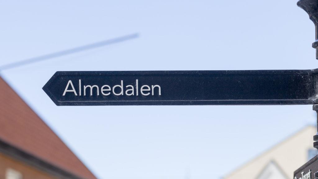 Almedalen Monday 2nd July