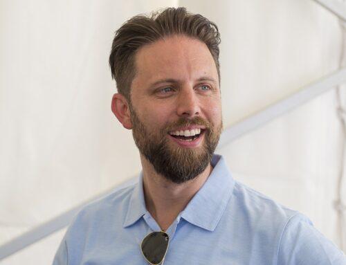 Jonas Sareld är ny programdirektör i Medtech4Health