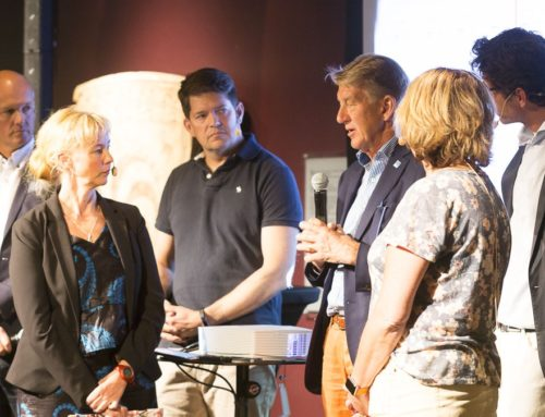 A few high points from Almedalen on Monday 2nd July