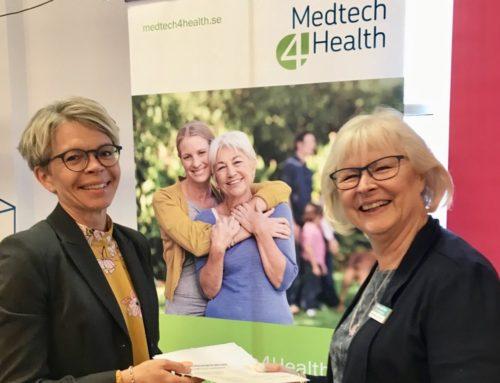 Medtech4health i Linköping på Mjärdevi Update