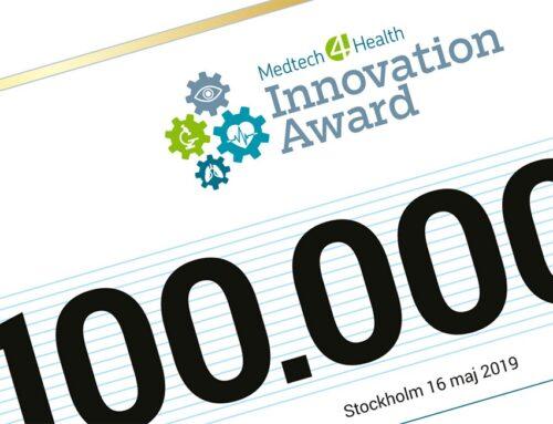 Medtech4Health Innovation Award 2019 – lär känna finalisterna