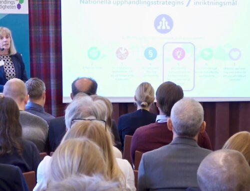 MedTech4Health-projektet UppHim anordnade seminarium i Uppsala