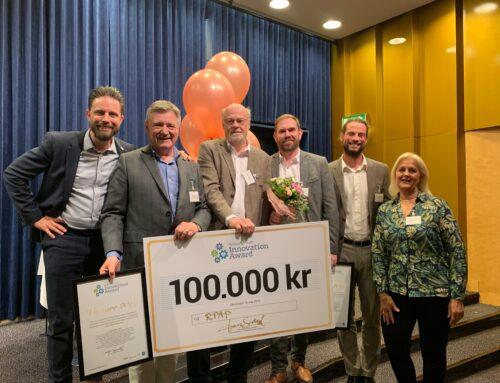 Träffa pristagarna i Medtech4Health Innovation Award 2019