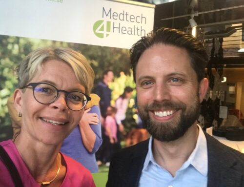 Medtech4health in Almedalen 2019