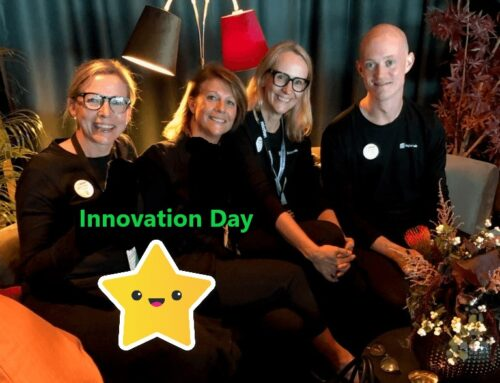 Innovationsmotorn Uppsala på Innovation Day