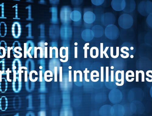 AI-tema på Linköpings universitet